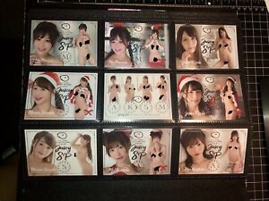 Juicy-Honey-Sexy-Idol-card-Set-Japan-Limited-SP-Sets