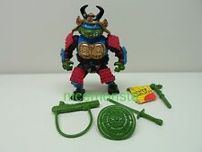 TMNT LEO THE SEWER SAMURAI Action Figure Teenage Mutant NINJA TURTLES 1990 #1