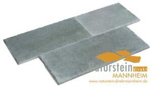 Terrassenplatten Kalkstein Madras Blue 60 X 40 Cm Preis 45 00