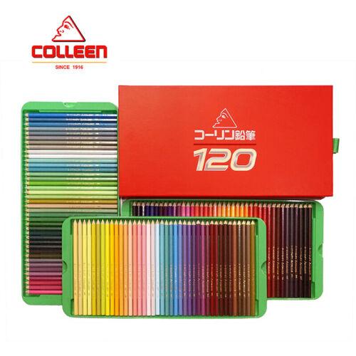 Colleen 120 Colored Pencil set for kids multicolor pencil Non-toxic