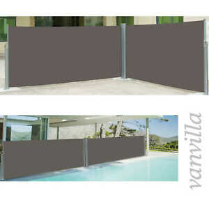 vanvilla-Doppel-Seitenmarkise-Eck-Markise-Sichtschutz-Windschutz-Sonnenschutz