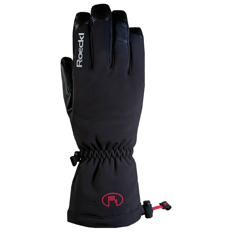 Roeckl Kalanka unisex Ski Winter Snowboard Handschuh weich warm wasserdicht guck