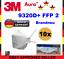 Indexbild 1 - 10er 3M™ Aura™ Atemschutzmaske 9320D+ FFP2 FFP 2 ohne Ventil - Mundschutz