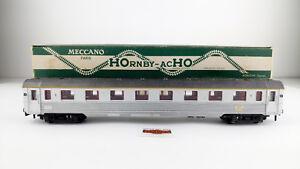 HORNBY-MECCANO-H0-COCHE-PASAJEROS-INOX-1-CL-OVP