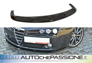 Spoiler-Splitter-anteriore-lama-Alfa-Romeo-159-V2-nuova-ABS-lip-sotto-paraurti