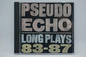 Pseudo-Echo-Long-Plays-83-87-CD-Album