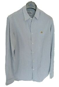 Mens-MAN-by-VIVIENNE-WESTWOOD-krall-long-sleeve-shirt-size-50-large-RRP-260