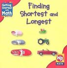 Finding Shortest and Longest by Amy Rauen (Paperback / softback, 2008)