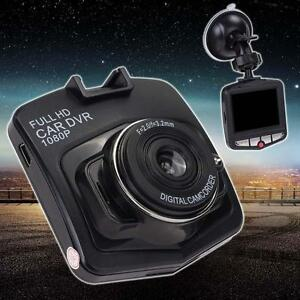 New-HD-Car-Vehicle-Dash-Dashboard-Camera-IR-DVR-Cam-Night-Vision-Recorder-F