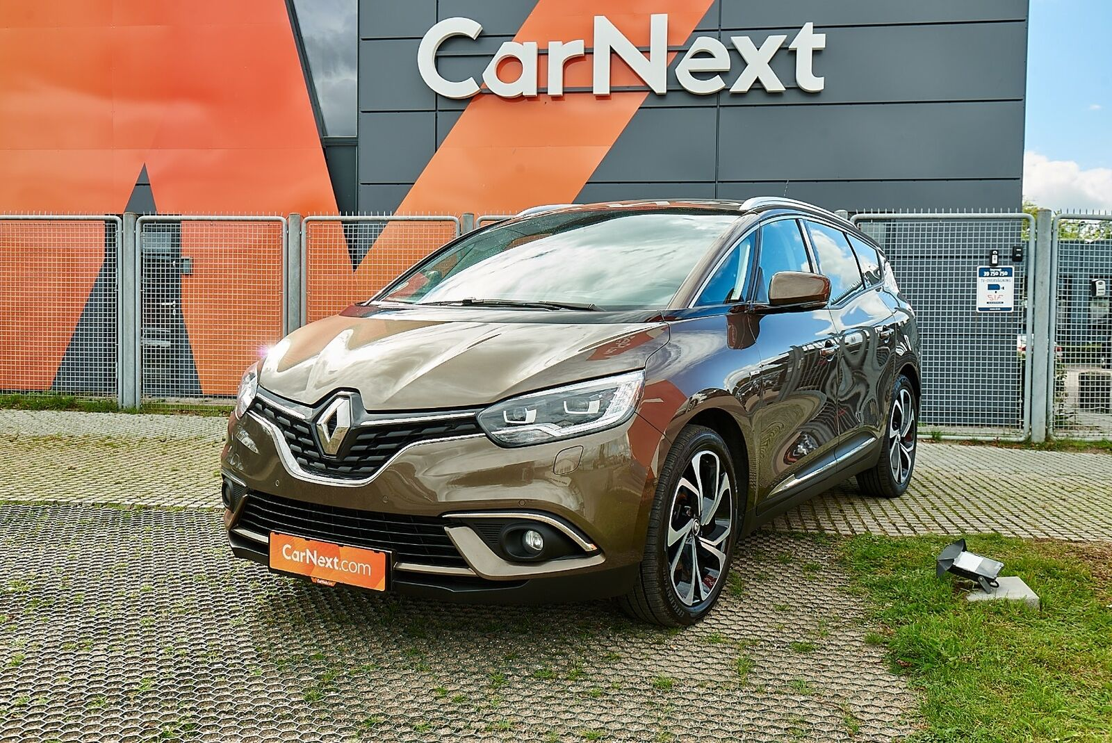 Renault Grand Scenic IV 1,5 dCi 110 Bose Edition EDC 7prs 5d - 199.900 kr.