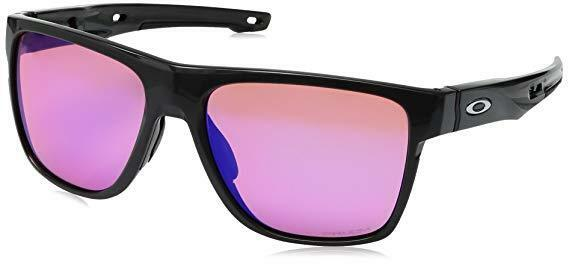 430e27482f Oakley Crossrange XL Oo9360-0358 Carbon Sunglasses Prizm Trail Lenses for  sale online