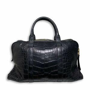 Tom-Ford-Buckley-Alligator-Black-Briefcase