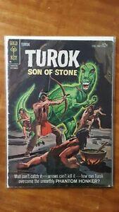Turok Son of Stone 41 Phantom Honkers High Grade Comic Book RM15-146