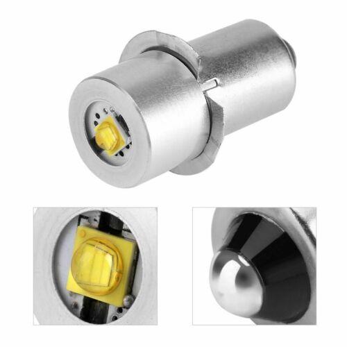 2PCS Led Bulb Ultra Bright Maglite Conversion Upgrade C D Cell 200 Lumen Model