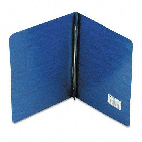 Prong Clip Letter ACCO Pressboard Report Cover 4 Each 3 Capacity Dark Blue