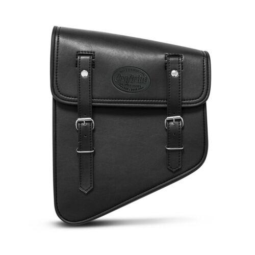 Satteltasche CU für Harley Softail Breakout// Custom// Springer//Slim V-Rod Muscle