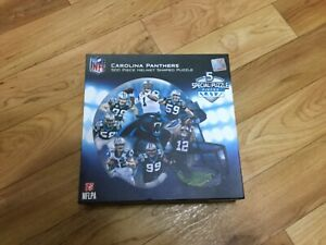 Jigsaw-Puzzle-500-pieces-Carolina-Panthers-Puzzle
