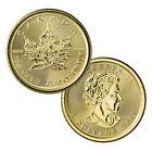 2017 Canada $5 1/10 oz. Gold Maple Leaf (Sealed in Mint Plastic) SKU44190