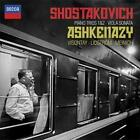 Piano Trios 1 & 2,Viola Sonata von Vladimir Ashkenazy,Lidström,Meinich,Visontay (2016)