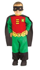 Dynamique Titans Robin Childrens Infant Costume-afficher Le Titre D'origine Laissons Nos Produits Aller Au Monde
