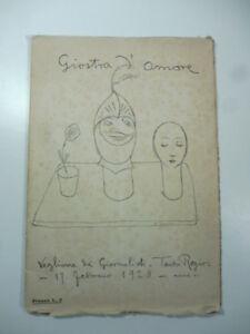 Giostra-d-039-amore-Veglione-dei-giornalisti-1928-copertina-di-Felice-Casorati