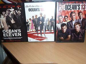 Lot-dvd-ocean-039-s