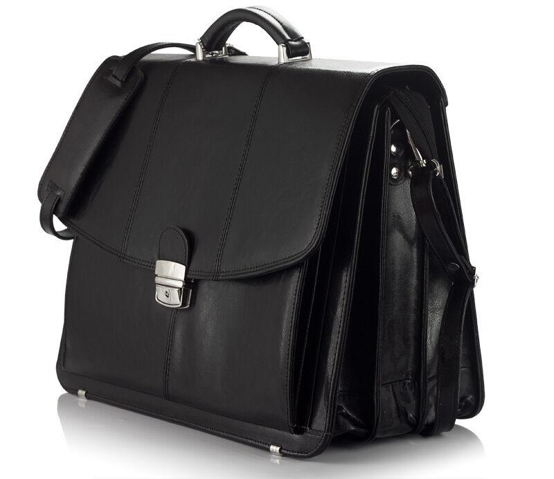 LEDER LEDER LEDER Aktentasche Aktenkoffer Business Bag Arbeitstasche Tasche   Spielen Sie auf der ganzen Welt und verhindern Sie, dass Ihre Kinder einsam sind  3cce6b