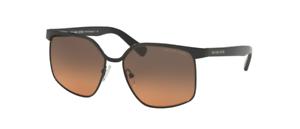 Michael Kors Sunglasses August MK1018 114618 56 Black Grey /...