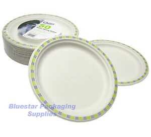 Super Strong High Quality Chinet Disposable Party Wedding Plates