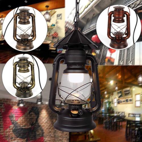 Antique Exterior Celling Light Fixture Aluminum Chandelier Lantern Lamp Bar USA