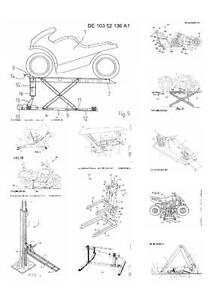 motorradhebeb hne selbst bauen auf 700 seiten ebay. Black Bedroom Furniture Sets. Home Design Ideas