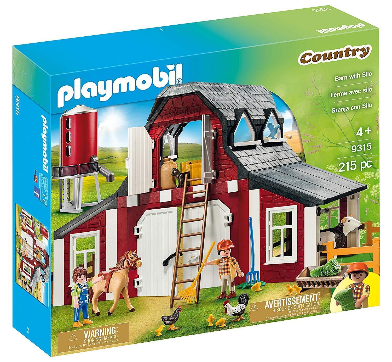 Playmobil - Country - 9315 - Bauernhof mit Zubehör - NEU OVP