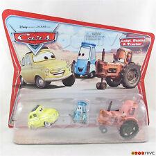Disney Pixar Cars Luigi Guido Tractor Movie Moments desert series first release