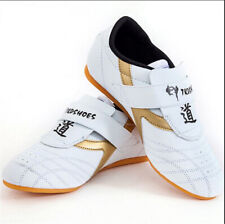 TAEKWONDO shoes Moospo Korean competition training TKD Tae kwon Do Korea Canvas