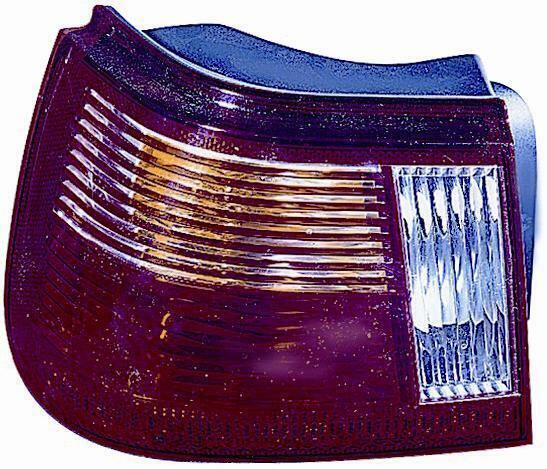 Faro Trasero Para Seat Ibiza 1999-2001 Derecho