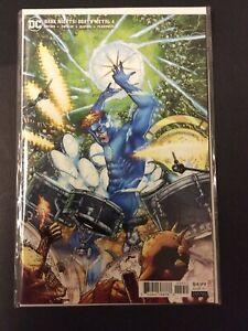 Dark Nights Death Metal #4 1:25 Variant (2020) DC Comics
