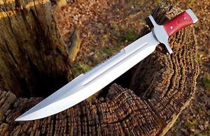 BULLSON-BUSCHMESSER-BOWIE-KNIFE-JAGDMESSER-MACHETE-MACHETTE-MACETE-MESSER