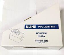 Uline H 596 Industrial Tape Dispenser 3 Tape Gun H 596 3 Inch