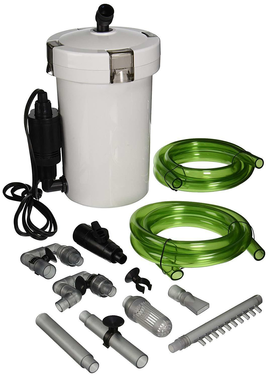 Tech'N'Toy Sunsun Hw-603B 106 Gph 3-Stage External Canister Filter