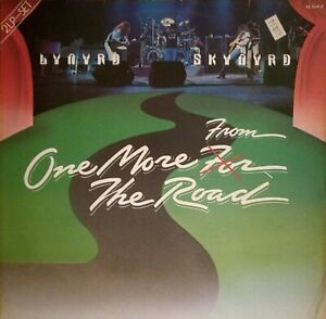 Lynyrd-Skynyrd-One-More-From-The-Road-1976-VINILE-MCA-2lps-82-004-2-Germany