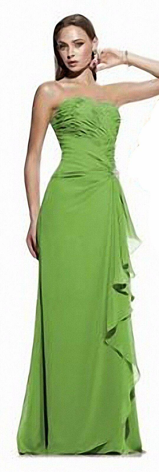 Woman's Long Formal Evening Gown (Bridesmaid, prom, etc.)
