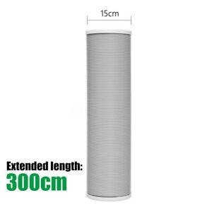 1.5m Abluftschlauch Rohr Ø 150mm PP Flexibel für Mobile Klimageräte Klimaanlage