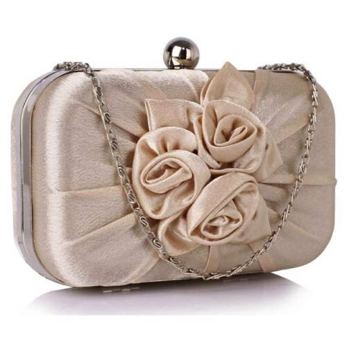 LeahWard Women/'s Floral Clutch Bags Great Wedding Evening Bag Bridal Fashion 326