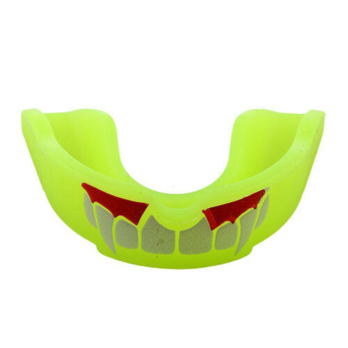 Fang Mouth Guard Gum Shield Muay Thai Boxing Basketball Teeth Protector Mystic