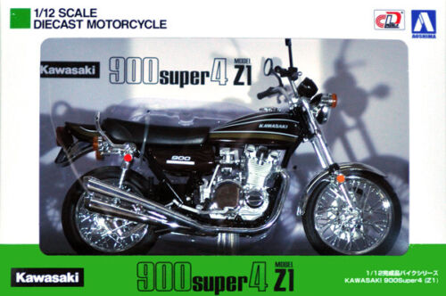 AOSHIMA Kawasaki 900 Super4 Z1 1//12 Plastic model
