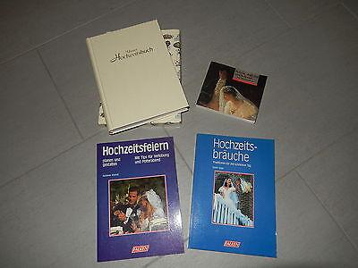 4 Tolle Hochzeitsbücher...................