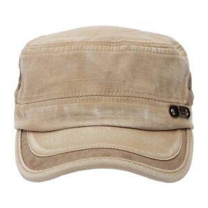 Homme-Femme-Chapeau-Casquette-Baseball-Armee-Militaire-Visiere-Reglable-Tr-D2N6