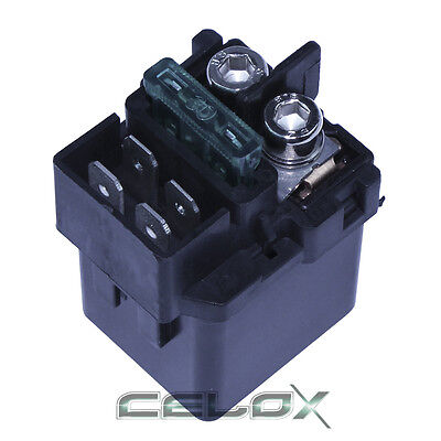 Starter Solenoid Relay Honda PC800 PACIFIC COAST PC 800