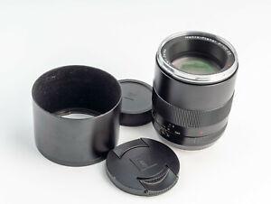 CARL ZEISS  Makro-Planar  100mm  f2 ZE   MF Lens For Canon