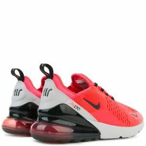 Details about Nike Air Max 270 Red Orbit Black Vast Grey BV6078-600 Men's  US 12 Running Shoes